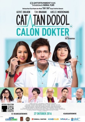 Download Film Catatan Dodol Calon Dokter (2016) WEB DL