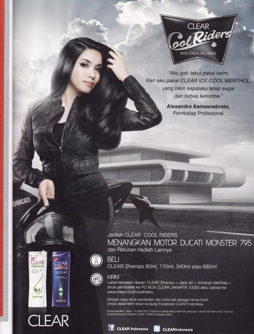 Iklan Shampoo Clear Iklan Thailand Yang Bikin Orang Nangis Youtube Masih Di Wadrun Motor Pada Tau Kan Gambar Iklan Diatas Yang Gak Tau
