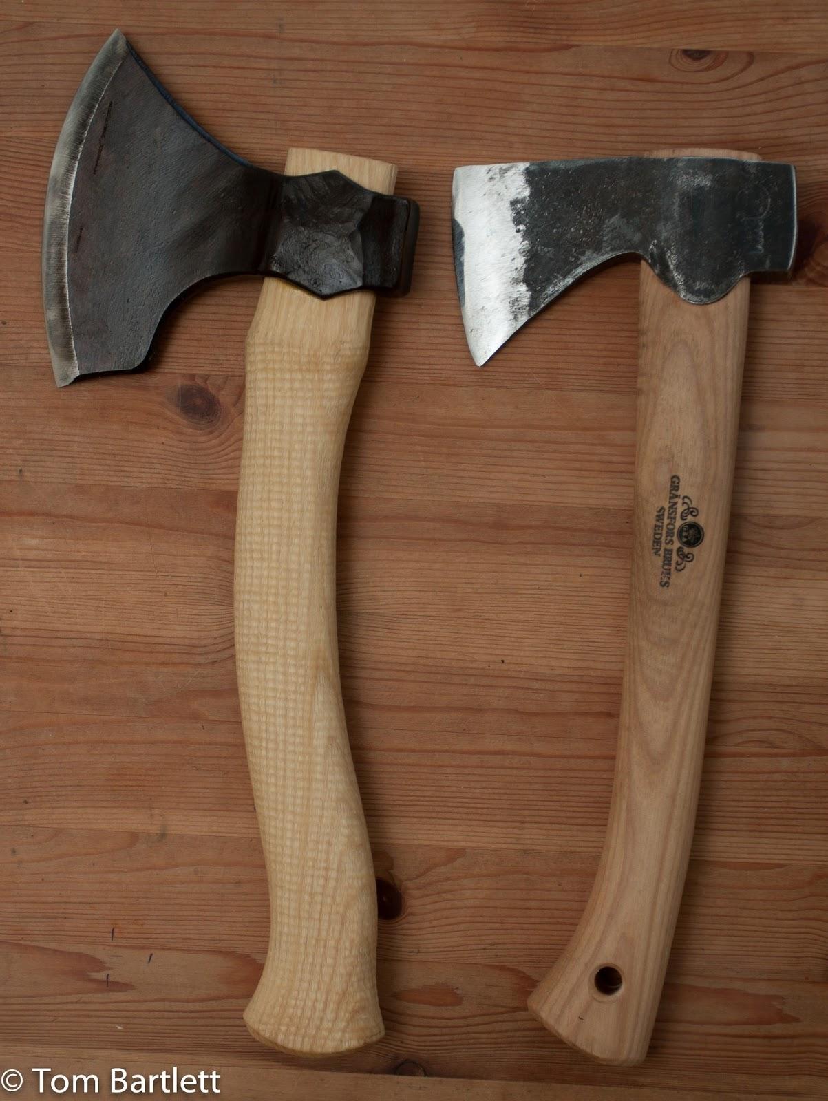 Carved Spoons: April 2013