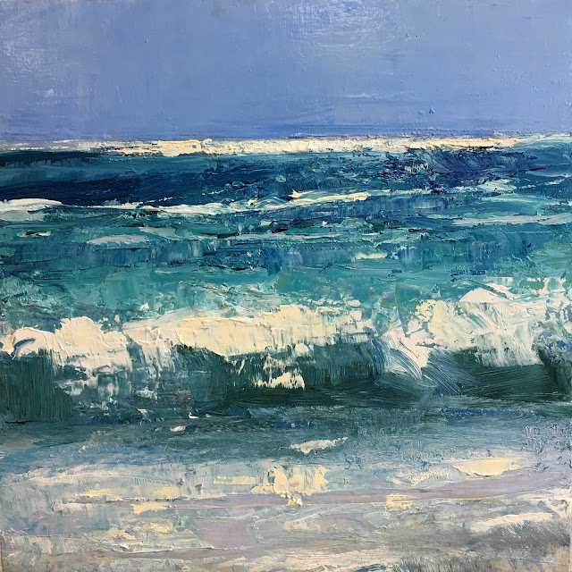 seascape by Whitney Heavey