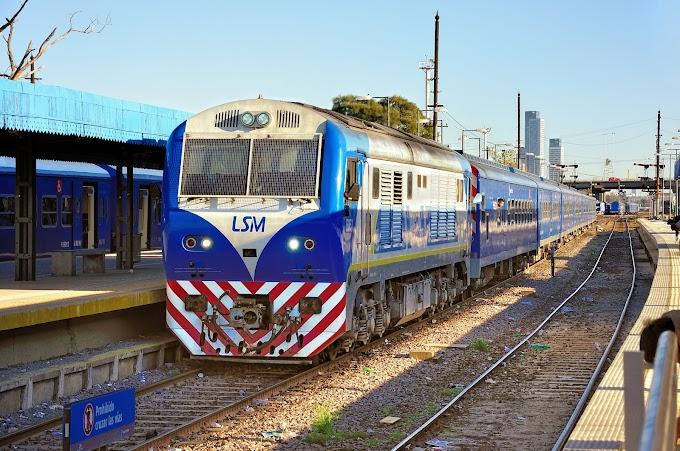 El Gobierno asegura que se electrificará el tren San Martín