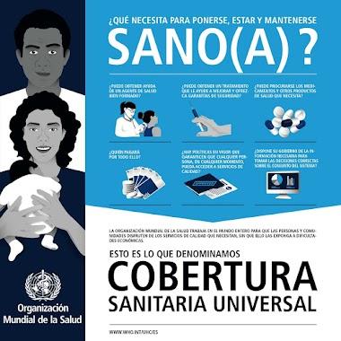 7 de Abril Día Mundial de la Salud 2019 – Cobertura Sanitaria Universal