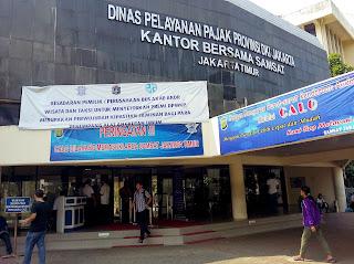 Kantor Bersama Samsat Jakarta Timur