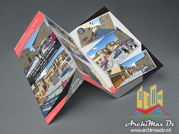 TRIFOLD FOR ARCHITECTURE FINAL PRODUCT