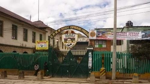 Escuela 35001 CIPRIANO PROAÑO - Chaupimarca