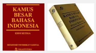 Pengertian dan Contoh Kata Baku dan Tidak Baku Bahasa Indonesia