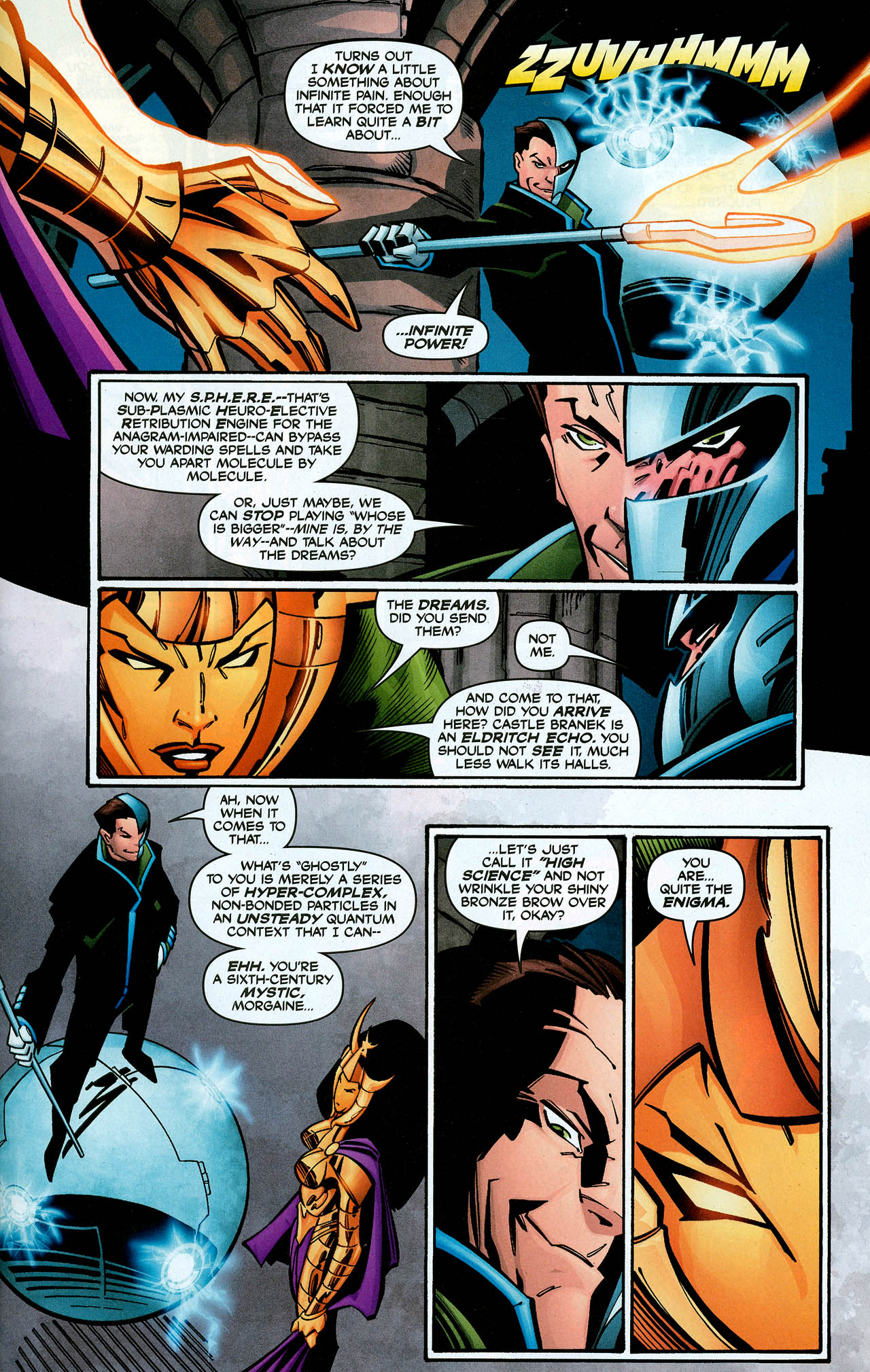 Read online Trinity (2008) comic -  Issue #1 - 26