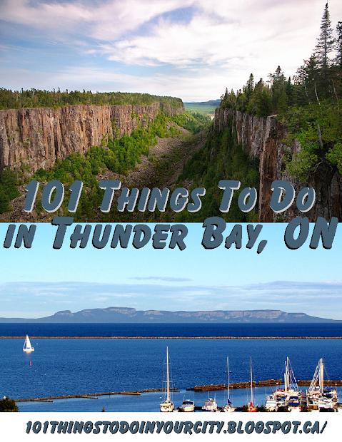 Thunder Bay Ontario Things to Do