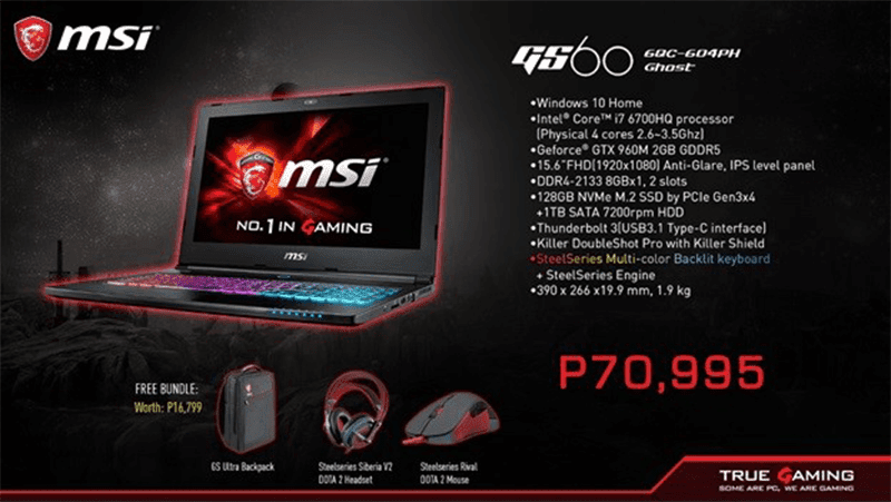 MSI Extended Chinese New Year Promo Is A Must Check!