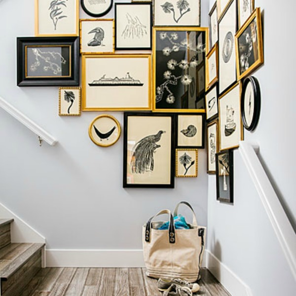 6 Fresh Ideas For Creating A Gallery Wall In Your Home Modsy Blog