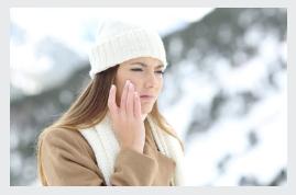 Beauty Tips - शर्दियों में त्वचा की देखभाल कैसे करे - त्वचा को फटने से कैसे रोके