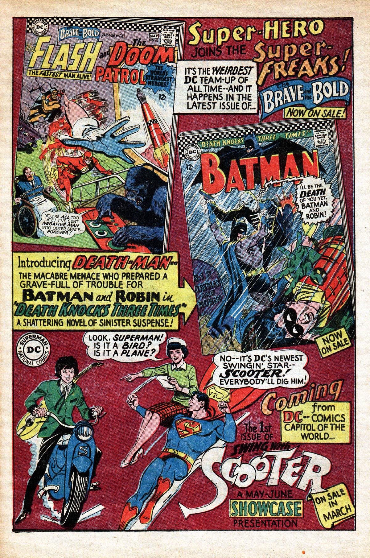 Read online World's Finest Comics comic -  Issue #157 - 25