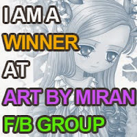 Winner At Art By Miran Facebook Challenge