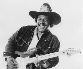 Blues legend Lonnie Brooks