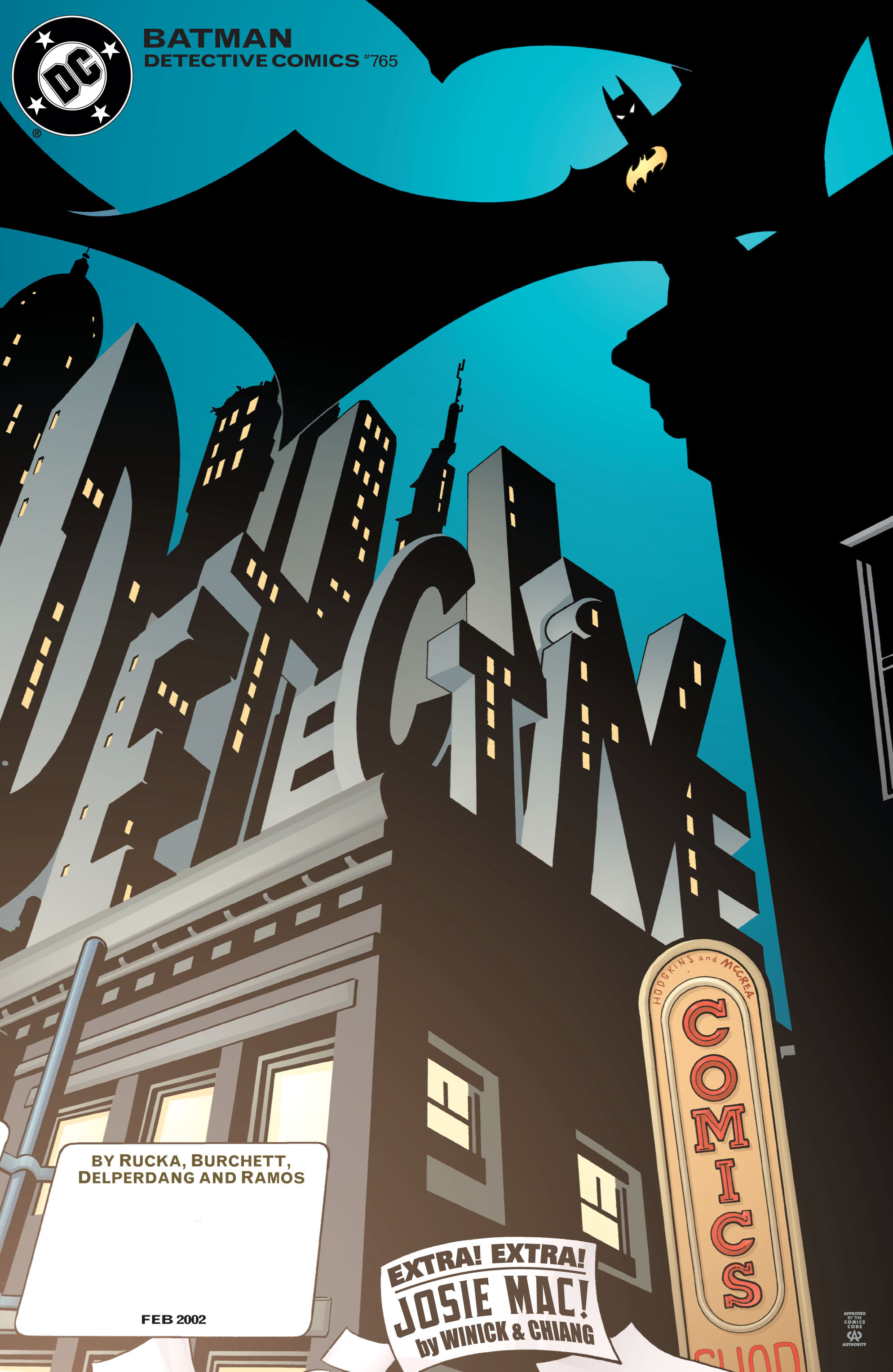 Detective Comics (1937) 765 Page 0