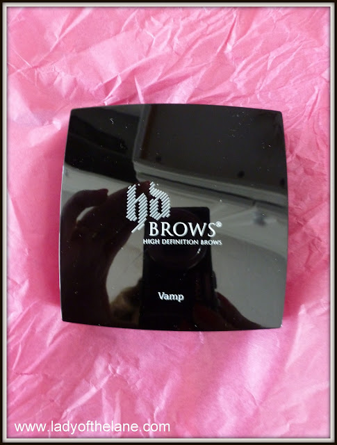 HD Brows Eye & Brow Palette in Vamp Review
