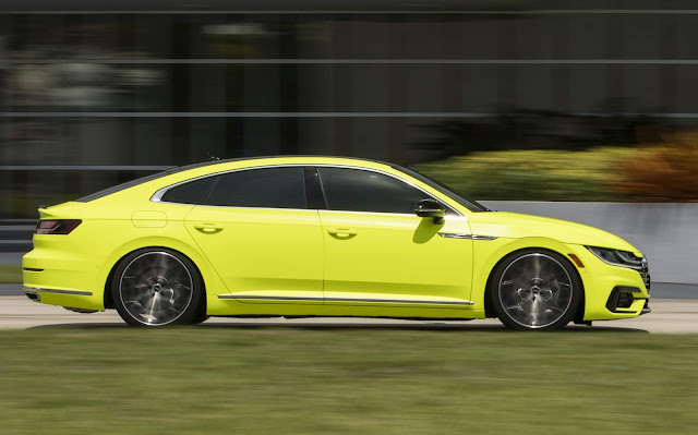 VW Arteon R-Line Highlight