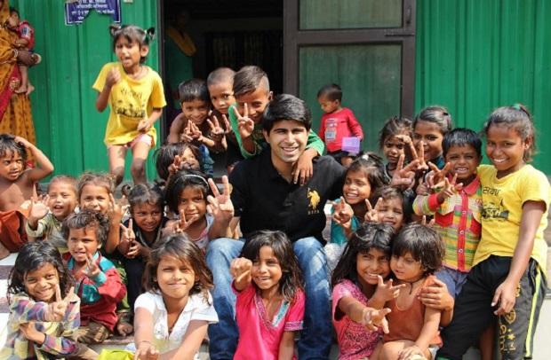 Feeding India Founder Ankit Kawatra