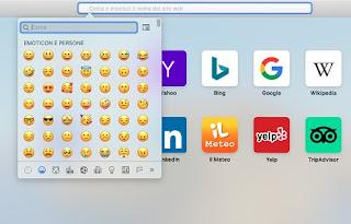 Tastiera Emoji