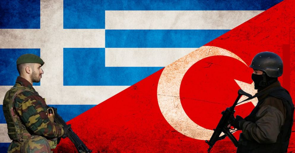 Greece vs Turkey war - All About Militaries Weapons Tanks News