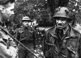 General Stanislaw Sosabowski  at Driel  (Battle of Arnhem)
