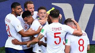 England R*pe Panama 6-1 As They Spell Panama