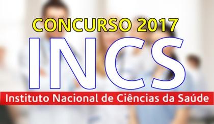 Apostila concurso INCS Sorocaba SP 2017