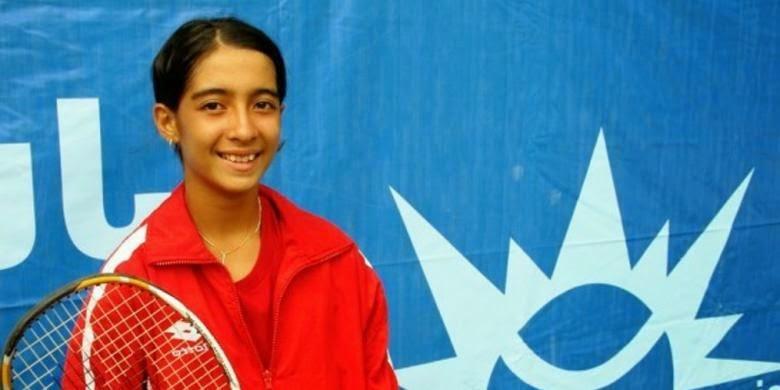 Tami Grende, Petenis Yunior Indonesia Juara di Wimbledon