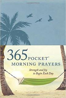 365 Pocket Morning Prayers  cover