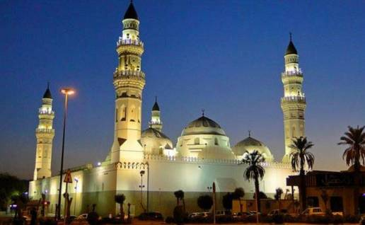 Kisah Masjid Pertama Didirikan Di Muka Bumi Oleh Rasulullah