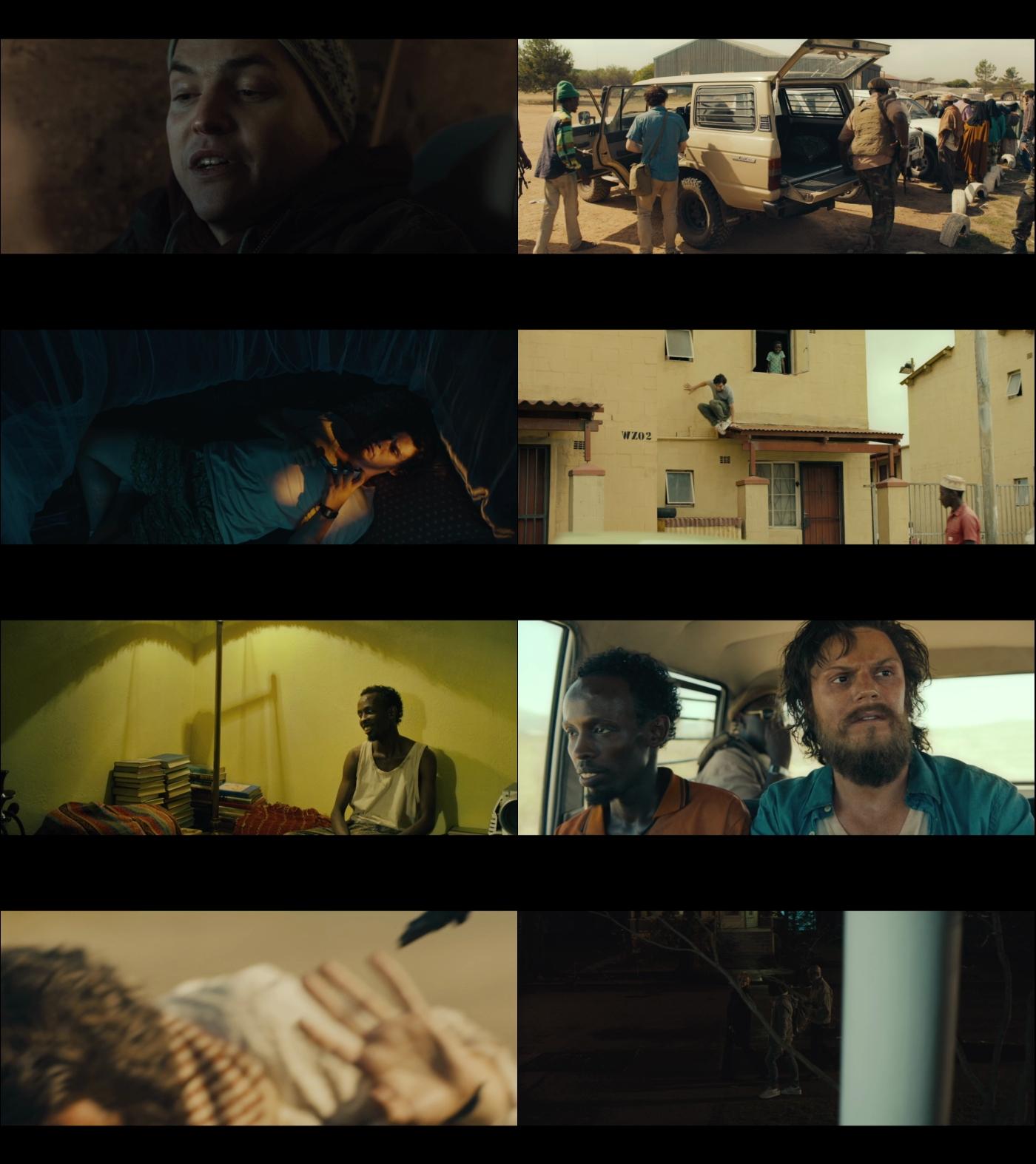 The Pirates of Somalia 1080p Latino