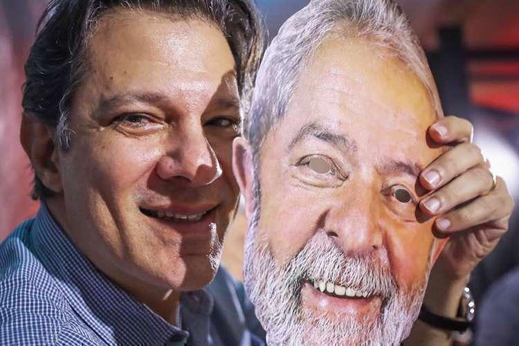 O verdadeiro CAIXA 2 pertence a Fernando Haddad