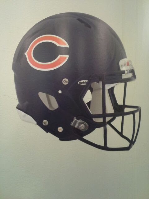 29eaad684 NFL 2017-18 Week 4 Thursday Night Football Preview. Chicago Bears ...