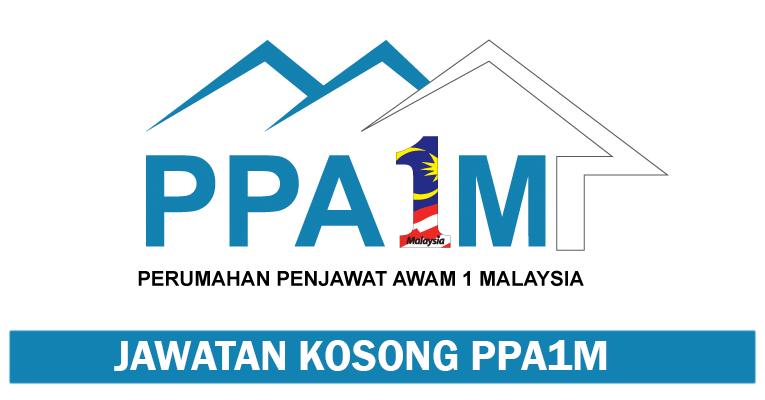 Jawatan Kosong di Unit Perumahan Penjawat Awam 1Malaysia PPA1M