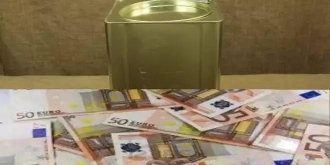 Εξαφανίστηκαν 70.000 ευρώ που ήταν κρυμμένα σε δοχείο τυριού σε αποθήκη στη Φαρκαδόνα Τρικάλων