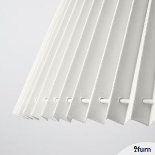 Jual Lampu Lantai Kap Putih Ikea