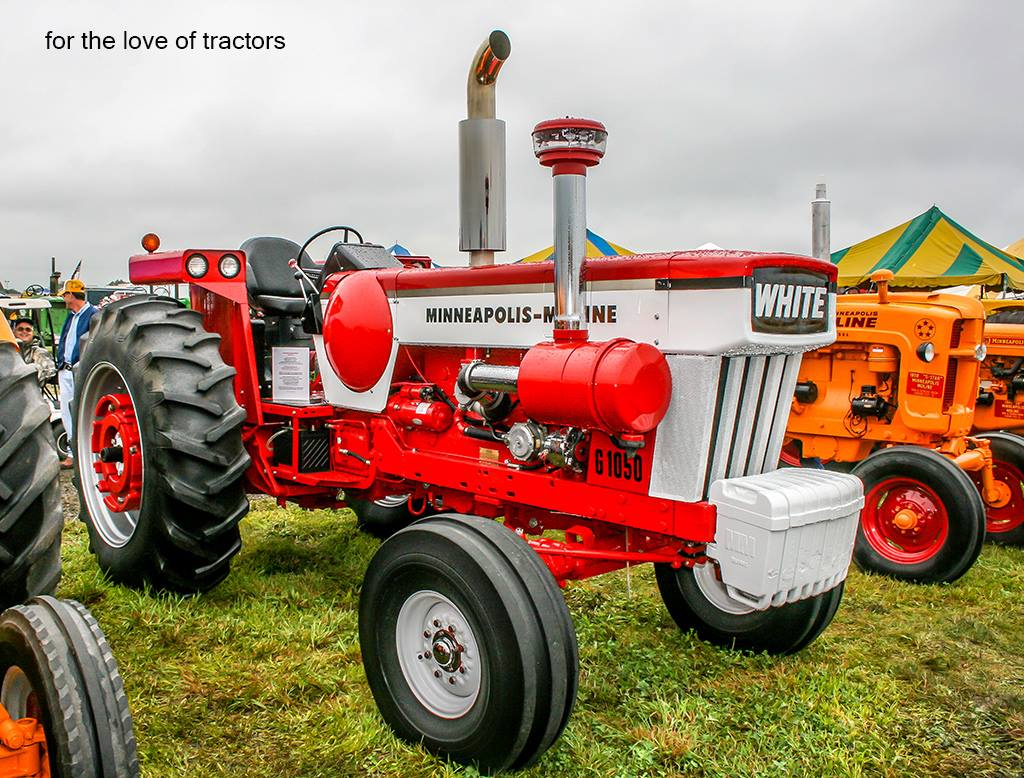 White Tractor Fenders : Industrial history cockshutt and white tractors