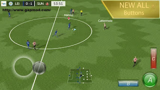 Download FTS16 Mod by ZOZO Apk + Obb Android