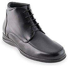 Zapatos de Hombre con Alzas Que Aumentan Altura Hasta 7 cm. Fabricados EN Piel. Modelo Flex Nature B