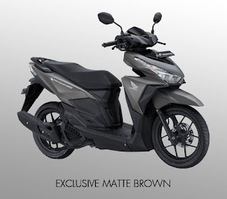 Vario 150 Exclusive Matte Brown