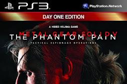 Metal Gear Solid V The Phantom Pain PS3 CFW