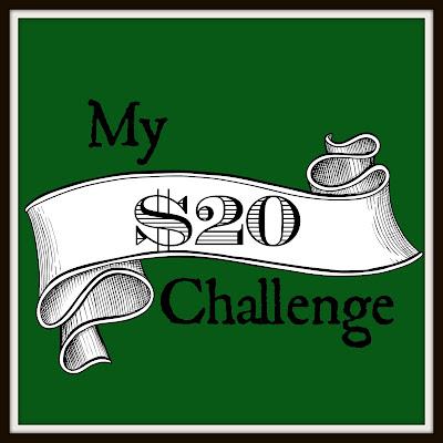 My $20 Challenge