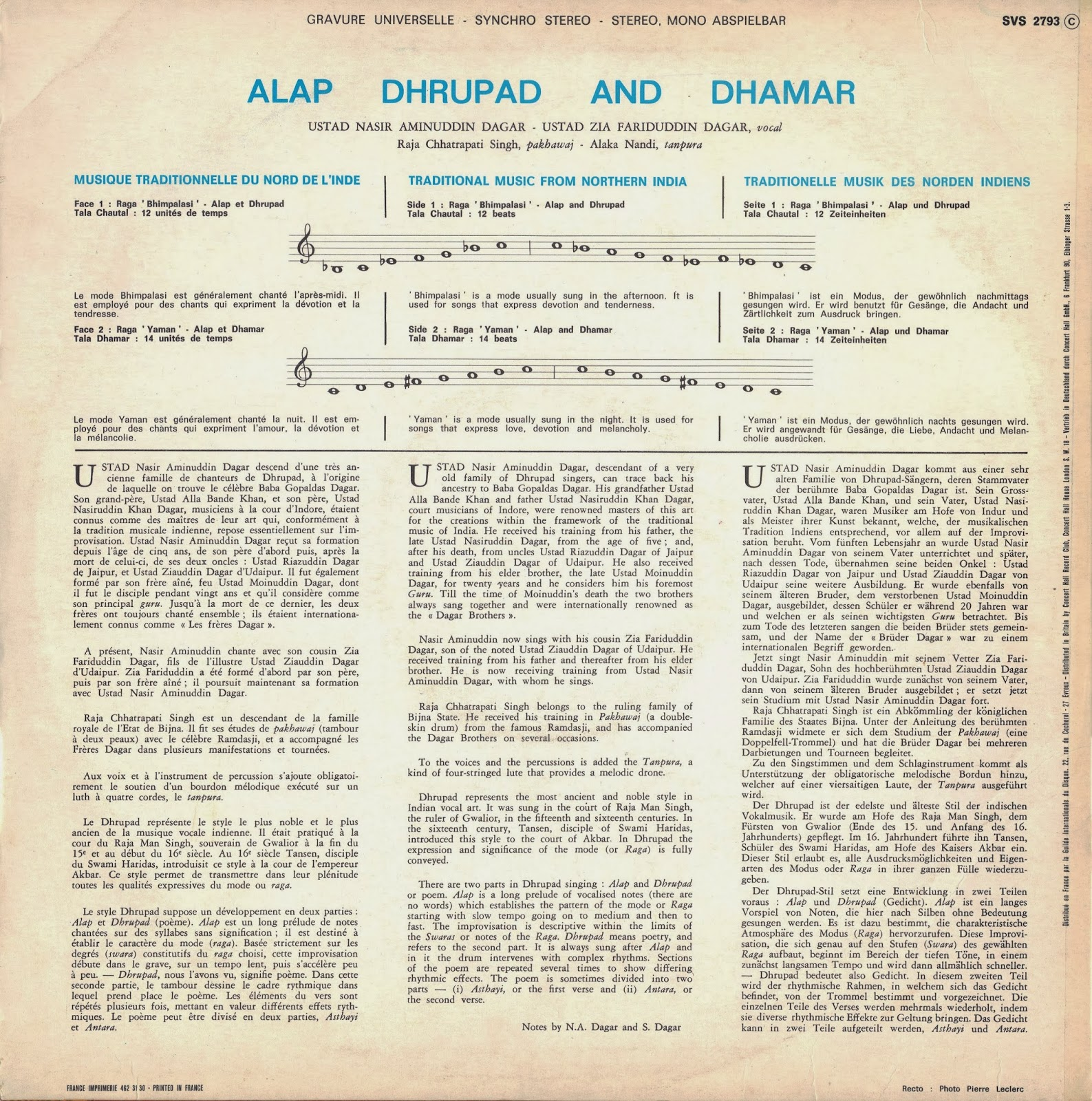 Oriental Traditional Music from LPs & Cassettes: Nasir