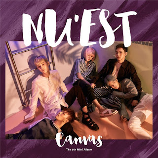 DOWNLOAD MP3 [FULL Album] NU'EST – The 5th Mini Album 'CANVAS'