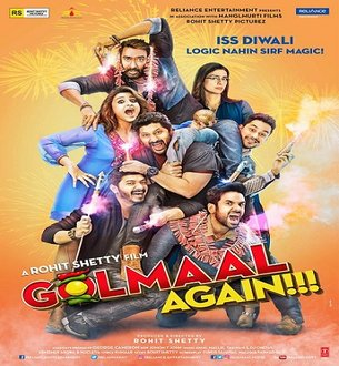 Golmaal Again Movie New Poster