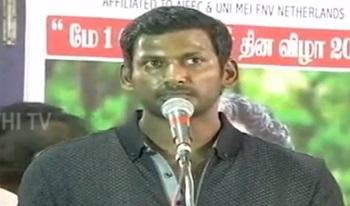 Nadigar Sangam will extend full support to FEFSI : Actor Vishal – Thanthi Tv