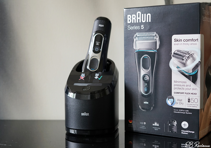 Braun Series 5 Men's Electric Foil Shaver