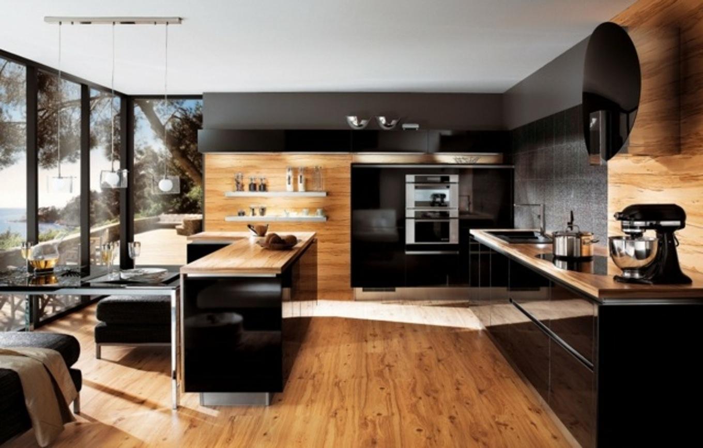 Conception de la Maison Moderne: Deco cuisine ouverte