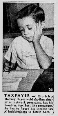 Bobby Hookey, Associated Press News in Pictures - Sunday Star-News, Wilmington, North Carolina, 3 October 1943 - https://chroniclingamerica.loc.gov/lccn/sn78002169/1943-10-03/ed-1/seq-16.pdf