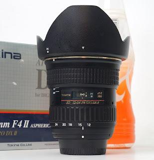 Jual Tokina AT-X 12-24mm f4II Pro DXII